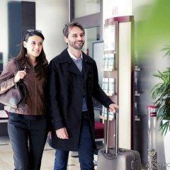 Отель Mercure Roma Piazza Bologna Италия, Рим - 1 отзыв об отеле, цены и фото номеров - забронировать отель Mercure Roma Piazza Bologna онлайн интерьер отеля фото 2