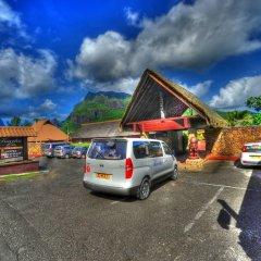 Отель Kaveka Французская Полинезия, Папеэте - отзывы, цены и фото номеров - забронировать отель Kaveka онлайн парковка