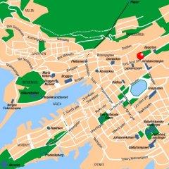 Отель Villa Terminus Норвегия, Берген - отзывы, цены и фото номеров - забронировать отель Villa Terminus онлайн городской автобус
