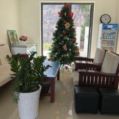 Отель Ngoc Long Villa Nha Trang Ocean View Вьетнам, Нячанг - отзывы, цены и фото номеров - забронировать отель Ngoc Long Villa Nha Trang Ocean View онлайн интерьер отеля