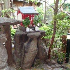 Отель Japanese Ryokan Kashima Honkan Фукуока
