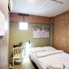 Foresttel Bkk - Hostel Бангкок комната для гостей фото 2