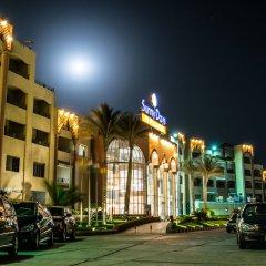 Отель Sunny Days El Palacio Resort & Spa парковка