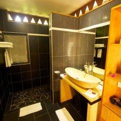 Отель Maitai Lapita Village Huahine ванная
