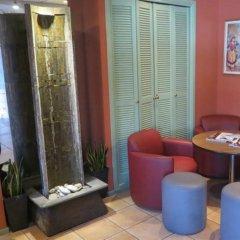 Отель Campanile Centre-Acropolis Ницца интерьер отеля