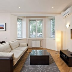 Апартаменты Moscow Suites Apartments Arbat комната для гостей фото 5