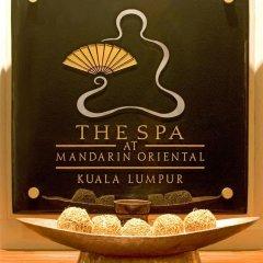 Отель Mandarin Oriental Kuala Lumpur с домашними животными