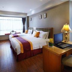 Guangzhou The Royal Garden Hotel комната для гостей фото 5