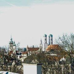 Отель Preysing Германия, Мюнхен - отзывы, цены и фото номеров - забронировать отель Preysing онлайн балкон