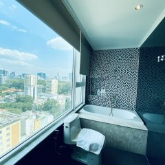 Отель M Suites by S Home Хошимин сауна