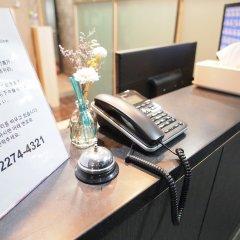 Отель Hostel J Stay Южная Корея, Сеул - отзывы, цены и фото номеров - забронировать отель Hostel J Stay онлайн интерьер отеля фото 3