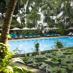 Отель Anantara Siam Бангкок бассейн фото 3