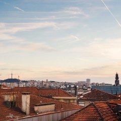 Отель Enjoy Porto Guest House Порту приотельная территория
