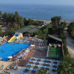 Maya World Beach Турция, Окурджалар - отзывы, цены и фото номеров - забронировать отель Maya World Beach онлайн бассейн