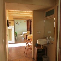 Отель Casa Ana María ванная