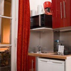 Апартаменты Studio Petit Pompidou Париж в номере фото 2
