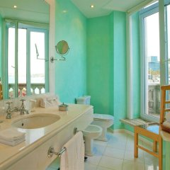 Отель The Albatroz Hotel Португалия, Кашкайш - отзывы, цены и фото номеров - забронировать отель The Albatroz Hotel онлайн ванная