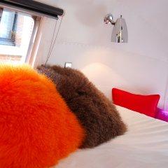 Hotel Vintage Airstream Брюссель комната для гостей фото 5