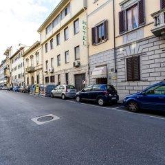 Отель Leopolda Италия, Флоренция - отзывы, цены и фото номеров - забронировать отель Leopolda онлайн парковка