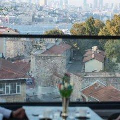 Amisos Hotel Турция, Стамбул - 1 отзыв об отеле, цены и фото номеров - забронировать отель Amisos Hotel онлайн балкон