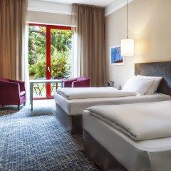Отель NH Prague City комната для гостей фото 3
