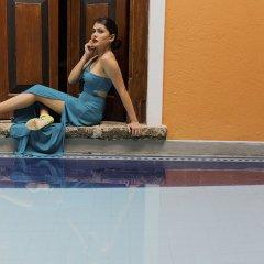 Отель Villa Capers Шри-Ланка, Коломбо - отзывы, цены и фото номеров - забронировать отель Villa Capers онлайн бассейн
