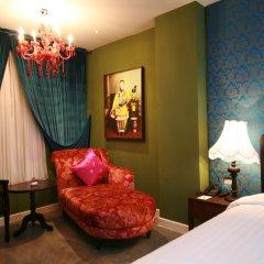 Shanghai Mansion Bangkok Hotel 4* Стандартный номер с различными типами кроватей фото 12