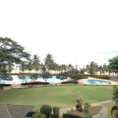 Отель Bann Somprasong Condominium Pattaya балкон