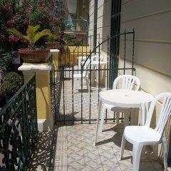 Отель Albergo Italia Оспедалетти балкон