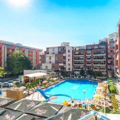 Admiral Plaza Hotel Солнечный берег бассейн фото 3