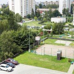 Отель Жилое помещение Братиславская Москва спортивное сооружение