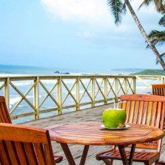 Отель Anomabo Beach Resort балкон