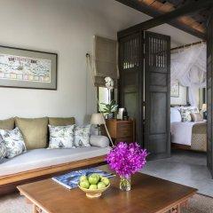 Отель Anantara Lawana Koh Samui Resort Самуи комната для гостей фото 4