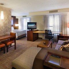 Отель Residence Inn Columbus Easton США, Колумбус - отзывы, цены и фото номеров - забронировать отель Residence Inn Columbus Easton онлайн комната для гостей фото 4