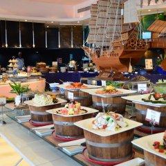 Отель Ramada Plaza by Wyndham Bangkok Menam Riverside питание фото 2