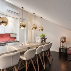 Отель Casa da Barroca: spacious A-location designer loft в номере