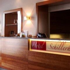 Hotel Schillerhof интерьер отеля фото 2