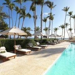 Отель The Level at Melia Punta Cana Beach Adults Only бассейн