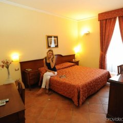 Отель Mediterraneo Сиракуза комната для гостей фото 2