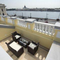 Гостиница Trezzini Palace в Санкт-Петербурге 9 отзывов об отеле, цены и фото номеров - забронировать гостиницу Trezzini Palace онлайн Санкт-Петербург балкон