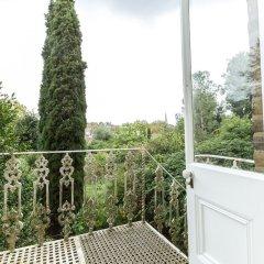 Апартаменты Spacious 1BR Period Apartment Hampstead Лондон балкон