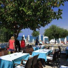 Leda Beach Hotel Сиде питание