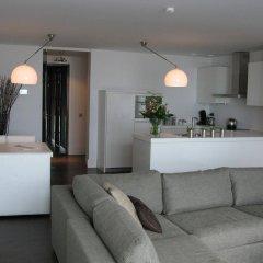 Poort Beach Hotel Apartments Bloemendaal комната для гостей фото 2