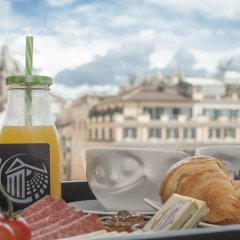 Отель Argentina Style View Рим в номере