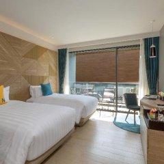 Отель The Nature Phuket комната для гостей