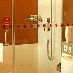 Golden Central Hotel Shenzhen ванная