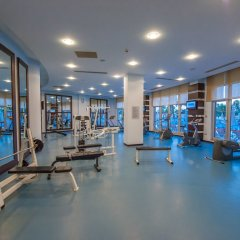 Отель Kirman Leodikya Resort - All Inclusive фитнесс-зал