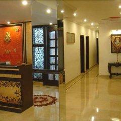 Отель Surya International Индия, Нью-Дели - отзывы, цены и фото номеров - забронировать отель Surya International онлайн интерьер отеля