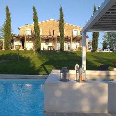 Отель Le MaRaClà Country House Джези бассейн