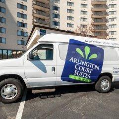 Отель Arlington Court Suites Hotel США, Арлингтон - отзывы, цены и фото номеров - забронировать отель Arlington Court Suites Hotel онлайн городской автобус